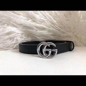 Gucci Small GG Belt